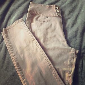 Jennifer Hudson NYandC high waist jeans